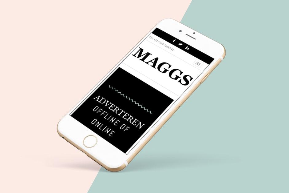 Webdesign Schagen Maggs