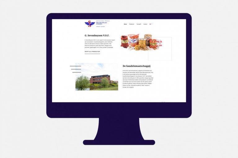 sevenhuysen website