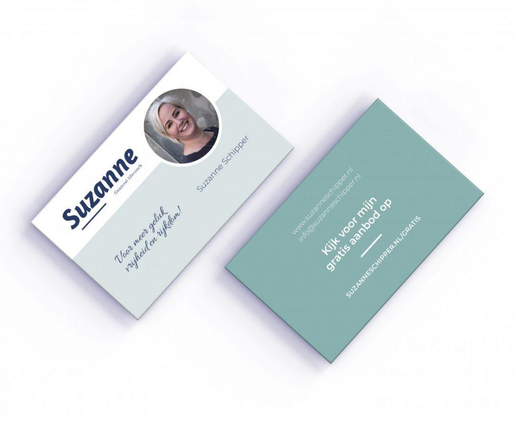 business card Suzanne schipper