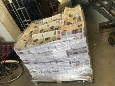oplage krant van spaansen